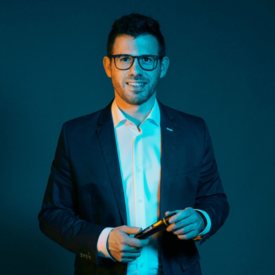 Mäth Gerber | Sprecher und Moderator Bern